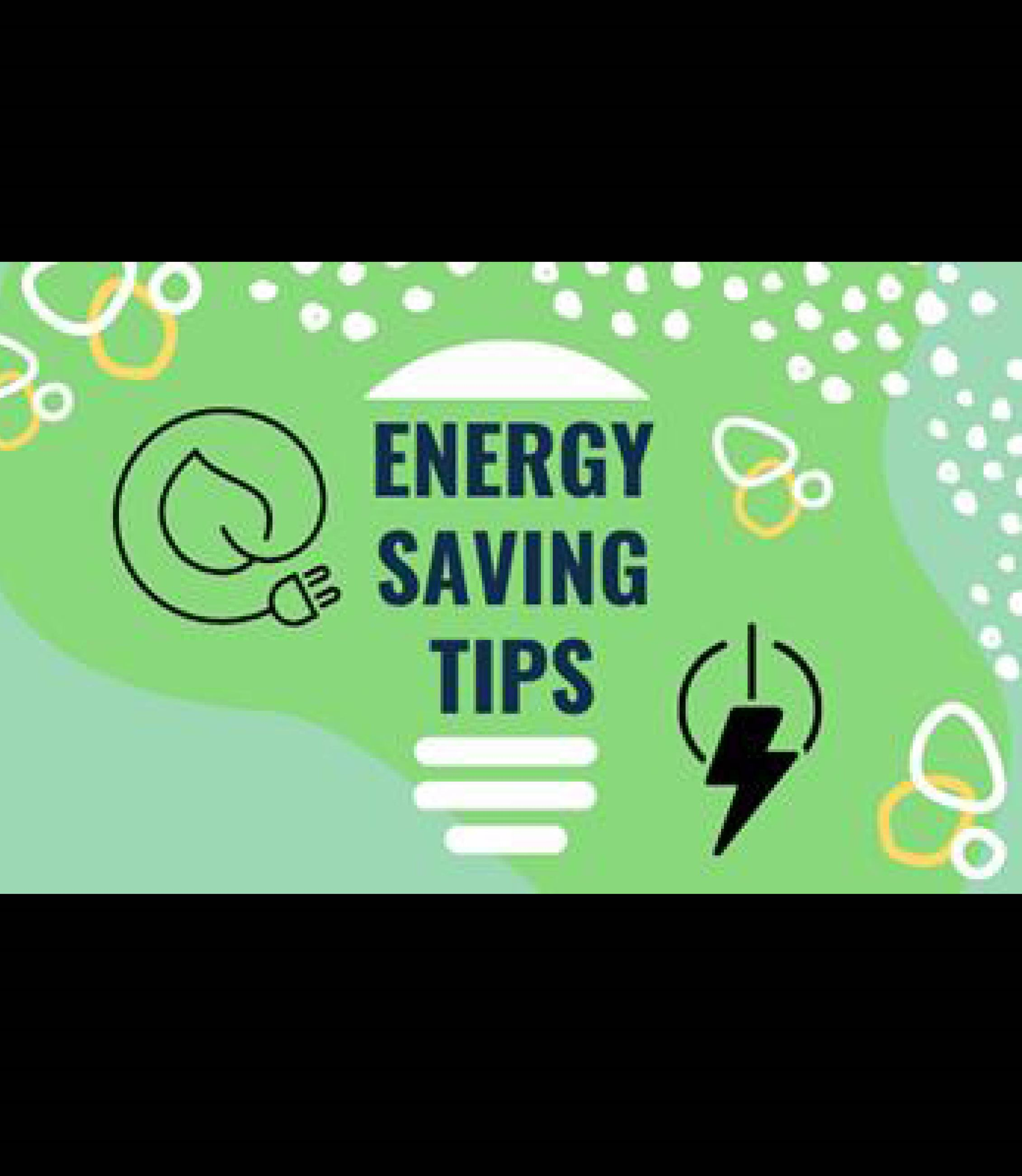 Energy saving tips newsflash11