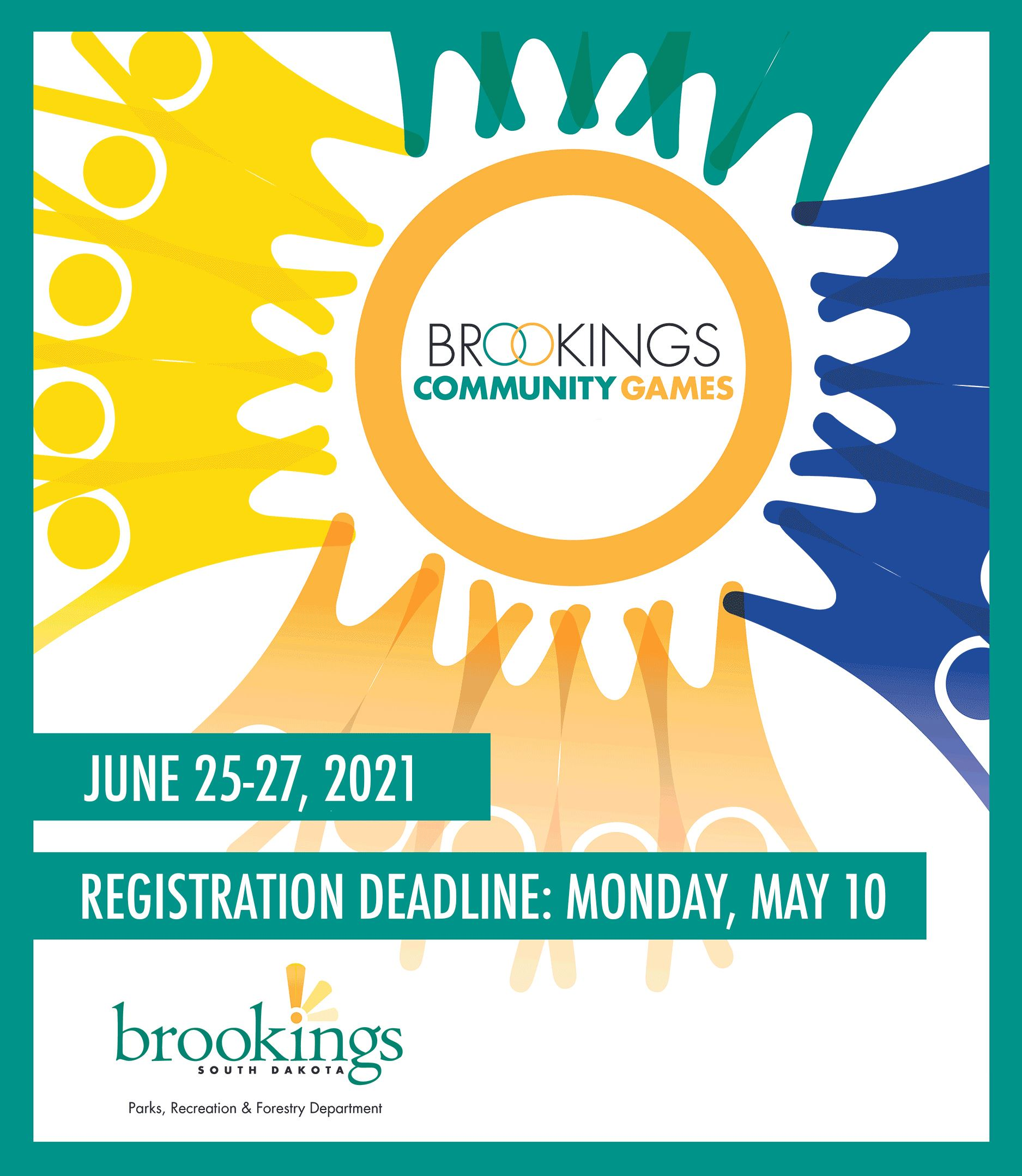 Brookings Community Games Newsflash 2021