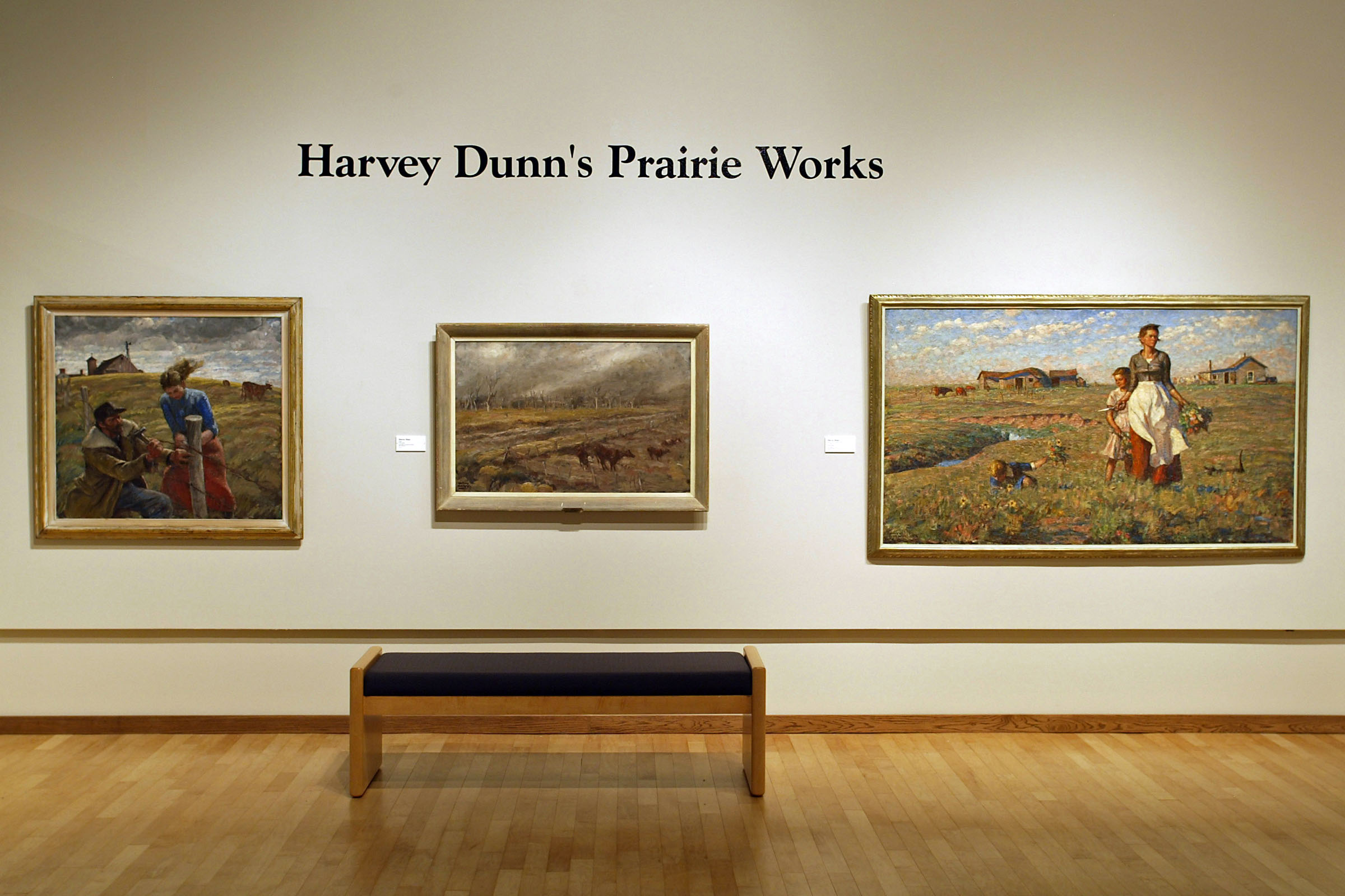 Harvey Dunn Exhibit