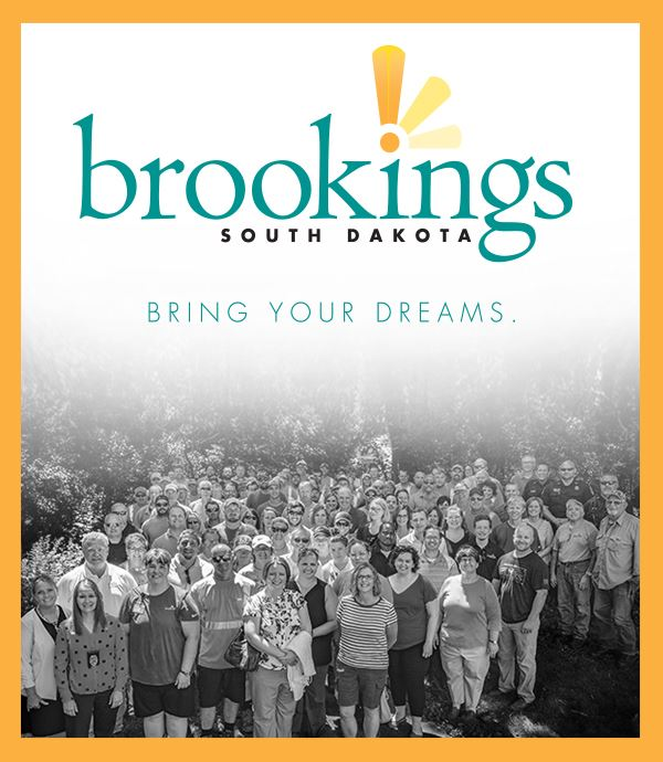 City of Brookings Bring Your Dreams with all employees