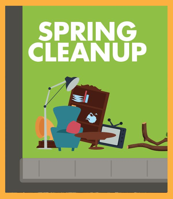 Spring Cleanup graphic