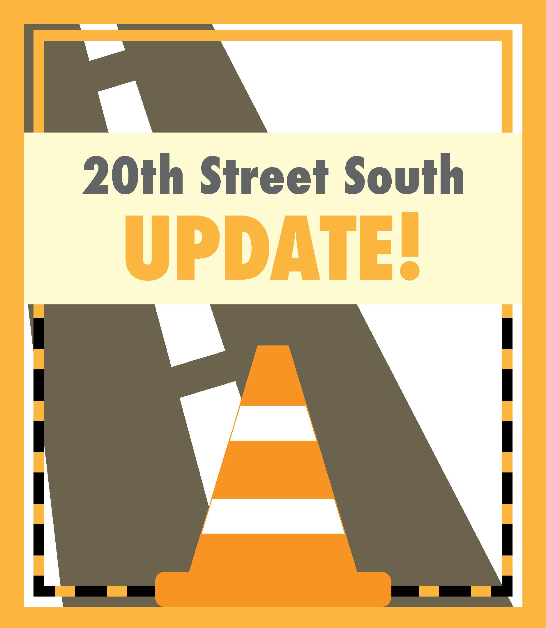 20th Street South Newsflash Icon