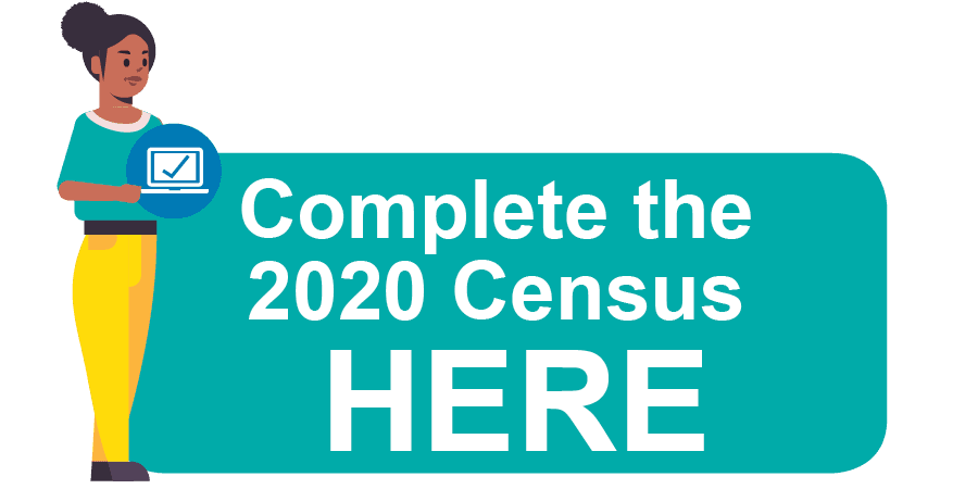 Take the 2020 Census Here Opens in new window
