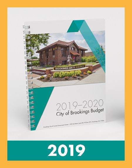 2019 Budget Book Cover Opens in new window